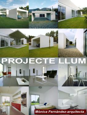 PROJECTE LLUM Mónica Fernández-arquitecta
